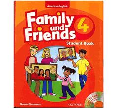 دوره زبان انگلیسی مقدماتی کودکان 4 Family and friends