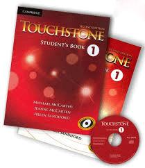 دوره زبان انگلیسی ویژه بزرگسالان TOUCHSTONE 1 دانلود کتاب تاچ استون