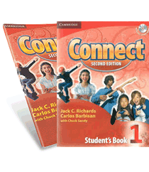 دوره زبان انگلیسی ویژه نوجوانان connect 1