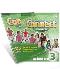 دوره زبان انگلیسی ویژه نوجوانان connect 3
