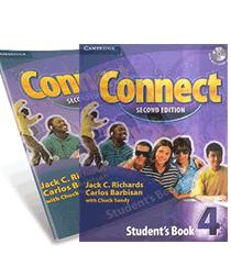دوره زبان انگلیسی ویژه نوجوانان connect 4